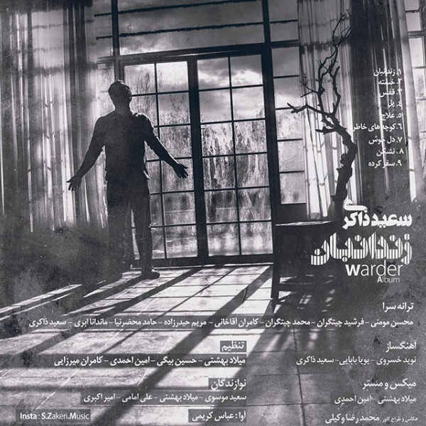 Saeed Zakeri - Safarkarde