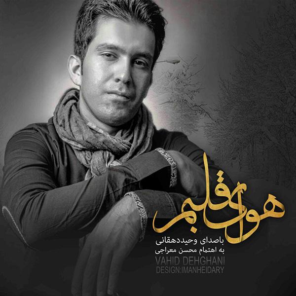 Vahid Dehghani - Irane Man