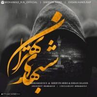 Mohamad-R-N-Shervin-Hero-Ehsan-Haanis-Shabhaye-Tehra