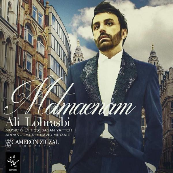 Ali Lohrasbi - Motmaenam