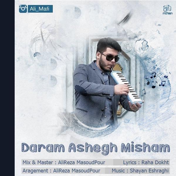 Ali Mafi - Daram Ashegh Misham