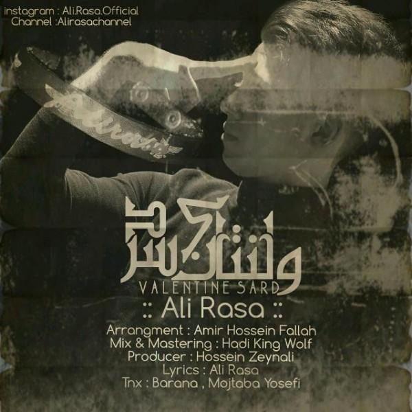 Ali Rasa - Valentine Sard