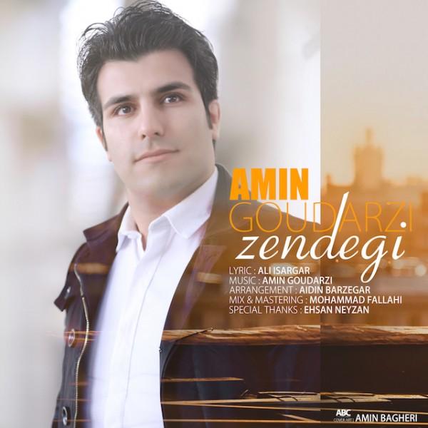Amin Goudarzi - Zendegi