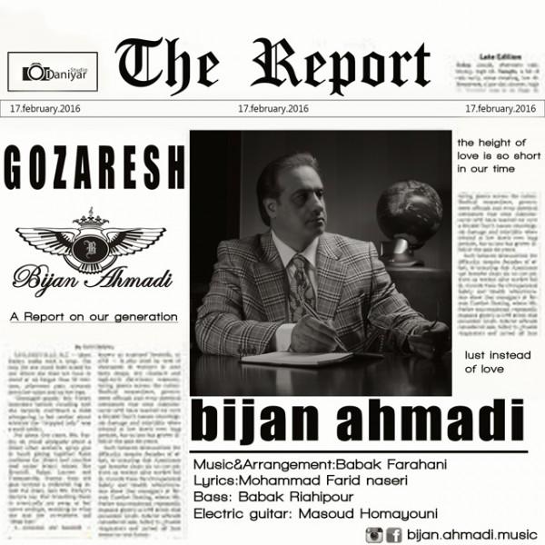 Bijan Ahmadi - Gozaresh