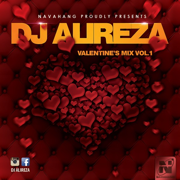 DJ Alireza - Valentines Mix (Vol.1)