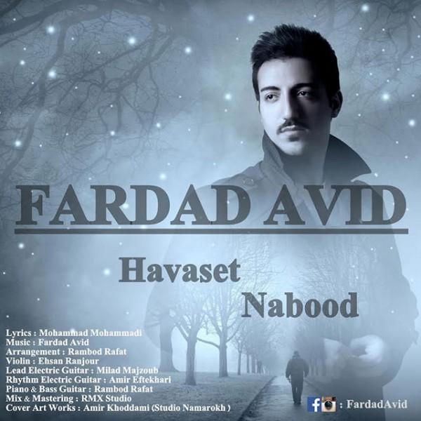 Fardad Avid - Havaset Nabood