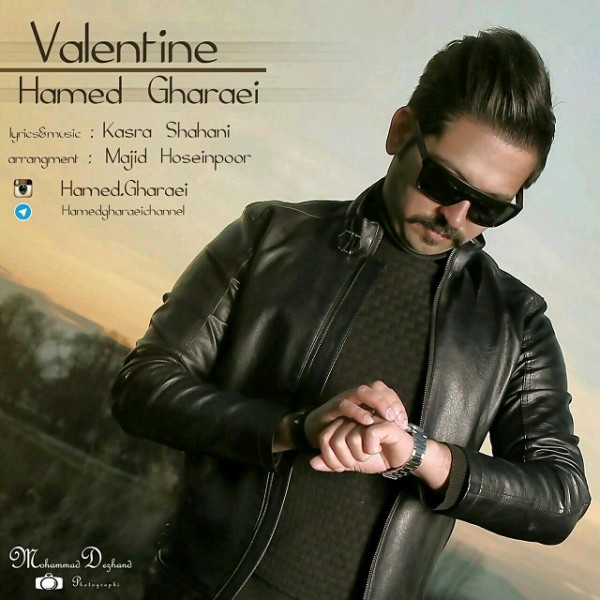 Hamed  Gharaei - Valentine