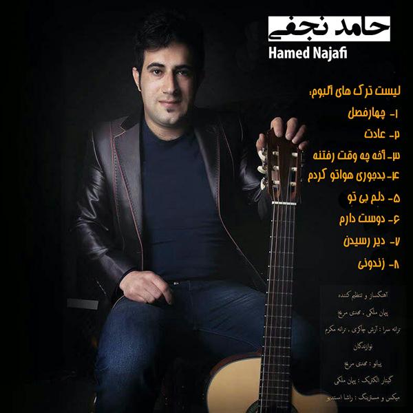 Hamed Najafi - Delam Bi To