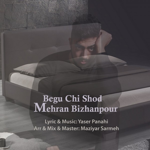 Mehran Bizhanpour - Begu Chi Shod