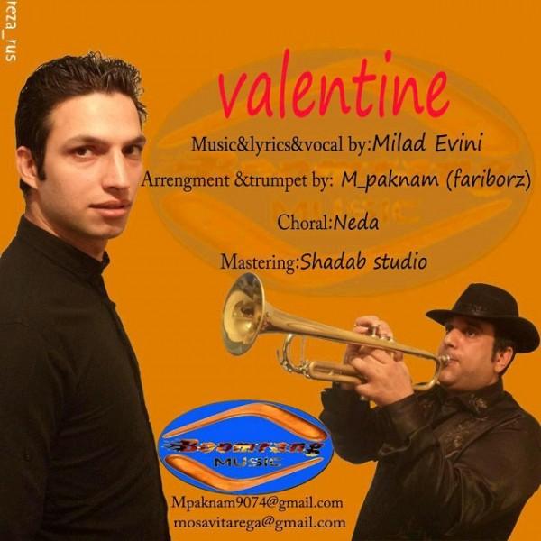 Milad Evini - Valentine