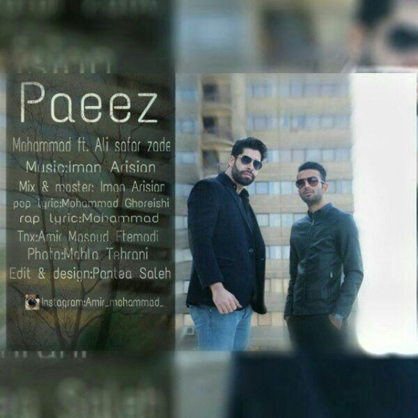 Mohammad & Ali Safarzadeh - Paeez
