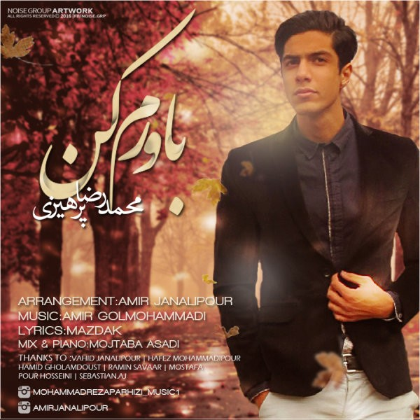 Mohammadreza Parhizi - Bavaram Kon