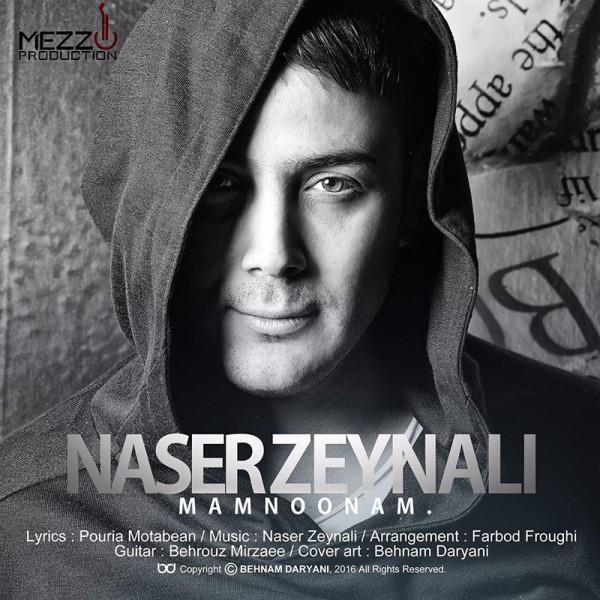 Naser Zeynali - Mamnoonam