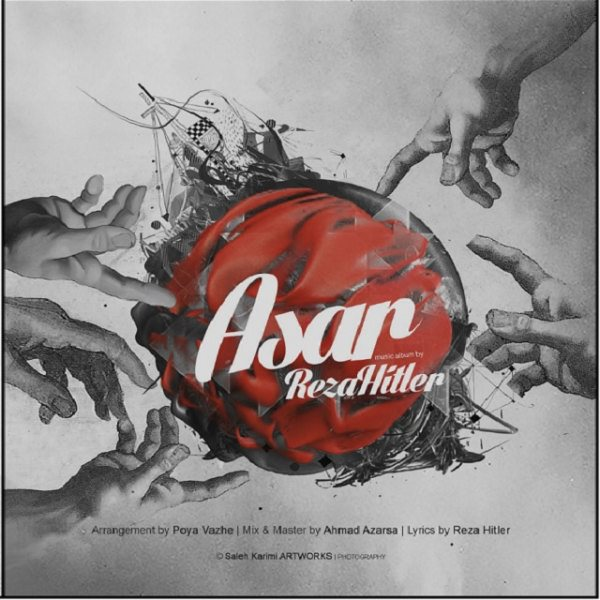 Reza Hitler - Bad Az To (New Version)