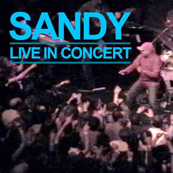 Sandy - Bikari (Live)