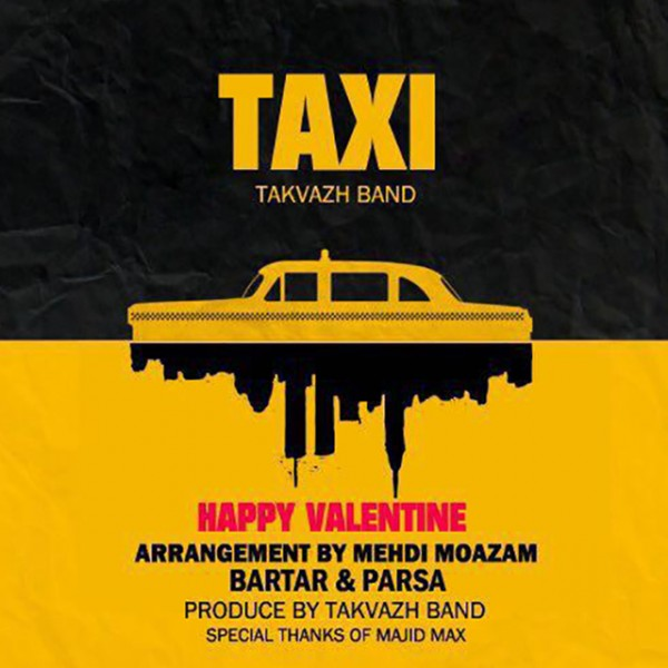 Takvazh Band - Taxi