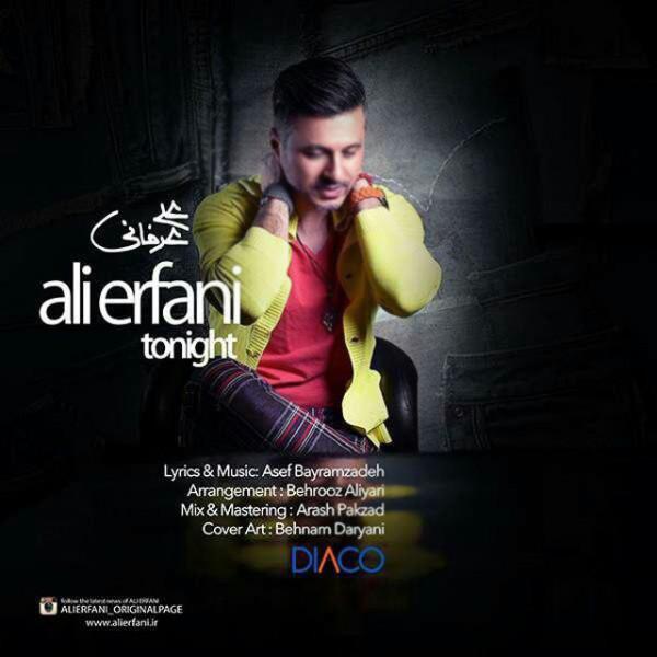 Ali Erfani - Emshab