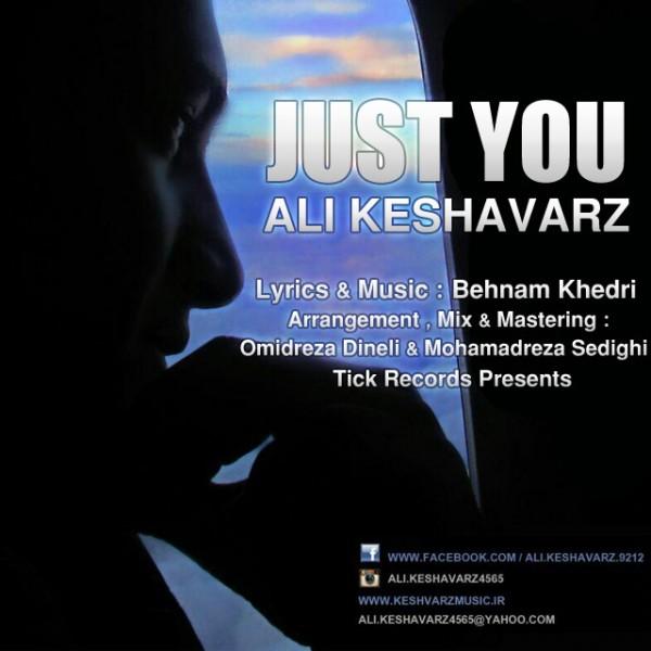 Ali Keshavarrz - Faghat To
