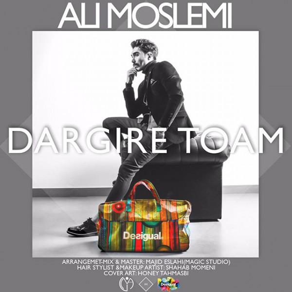 Ali Moslemi - Dargire Toam