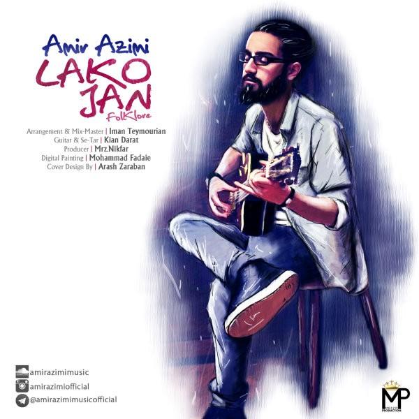 Amir Azimi - Lako Jan