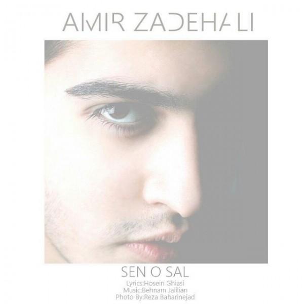 Amir ZadehAli - Sen O Sal