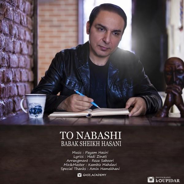Babak Sheikh Hasani - To Nabashi
