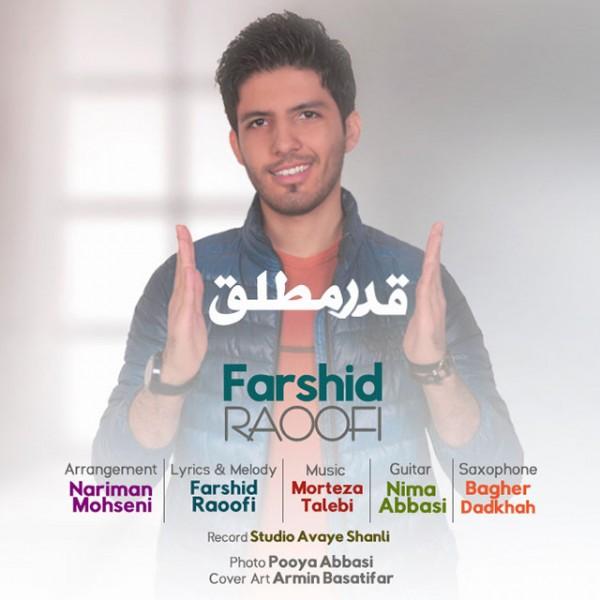 Farshid Raoofi - Ghadr Motlagh