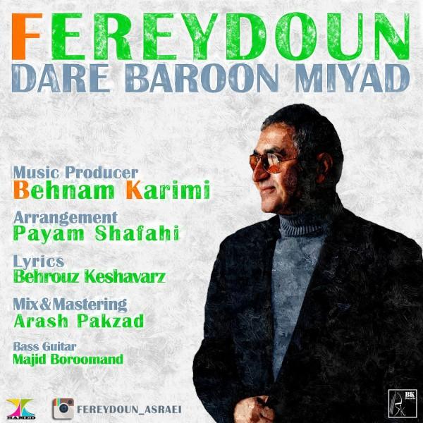 Fereydoun - Dare Baroon Miyad