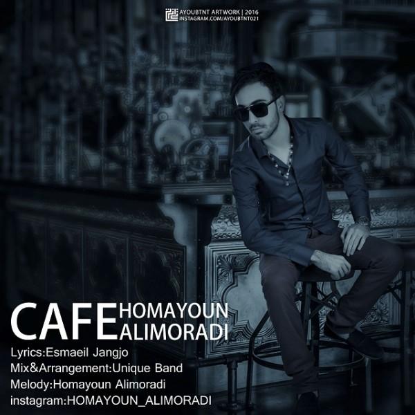 Homayoun Alimoradi - Cafe