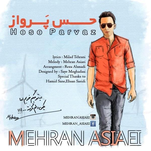 Mehran Asiaei - Hesse Parvaz