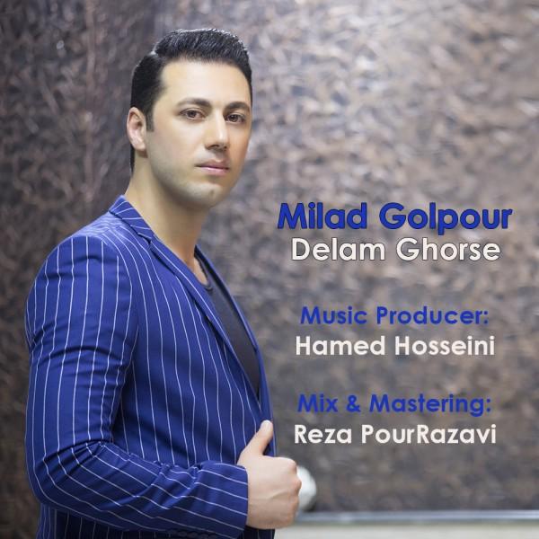 Milad Golpour - Delam Ghorse