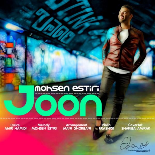 Mohsen Estiri - Joon