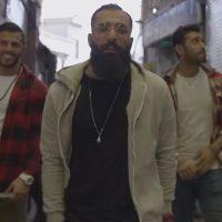 Hamid-Sefat---Hotline-Bling-video