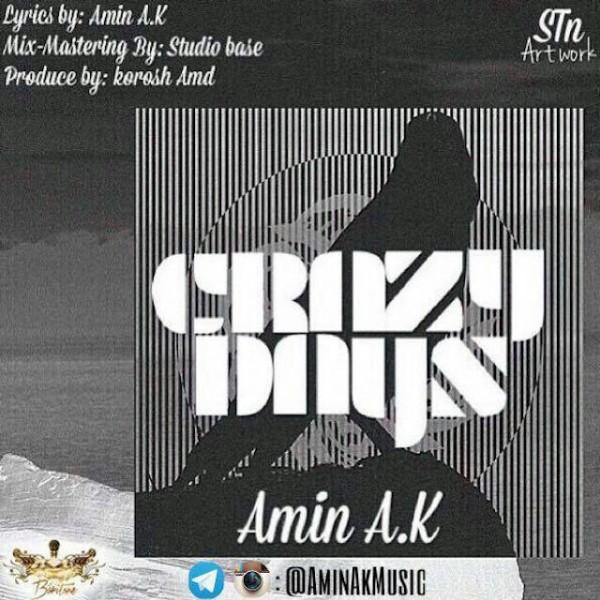 Amin A.K - Crazy Days