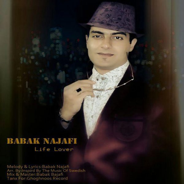 Babak Najafi - Asheghe Zendegi