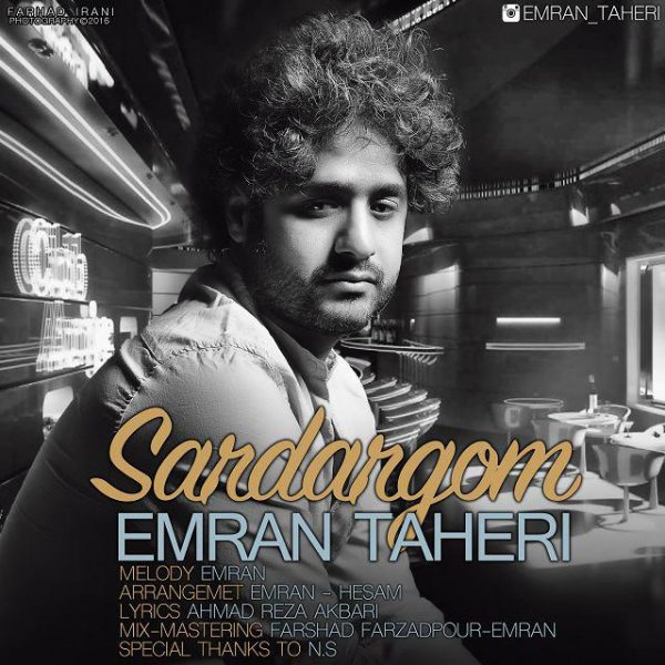 Emran Taheri - Sardargom