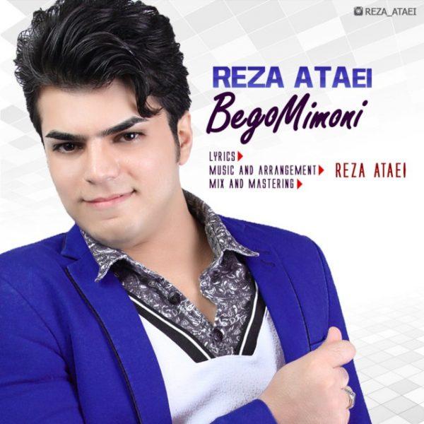 Reza Ataei - Begoo Mimooni