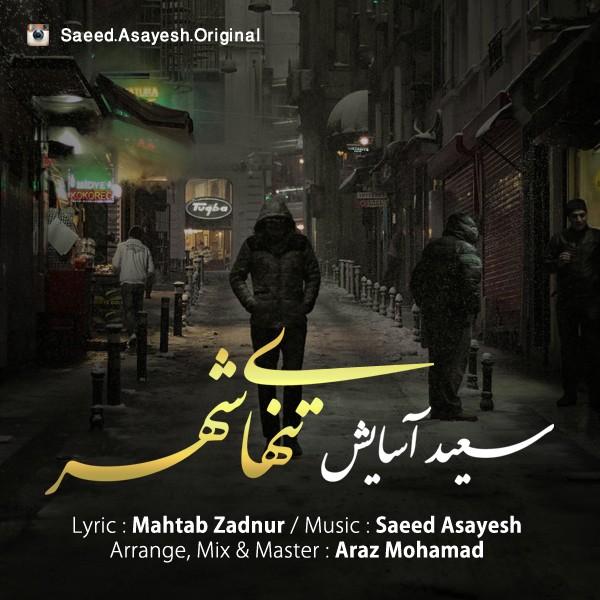 Saeed Asayesh - Tanhaye Shahr