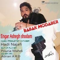 Babak-Modaber-Engar-Ashegh-Shodam