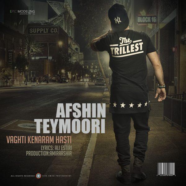 Afshin Teymoori - Kenaram Hasti