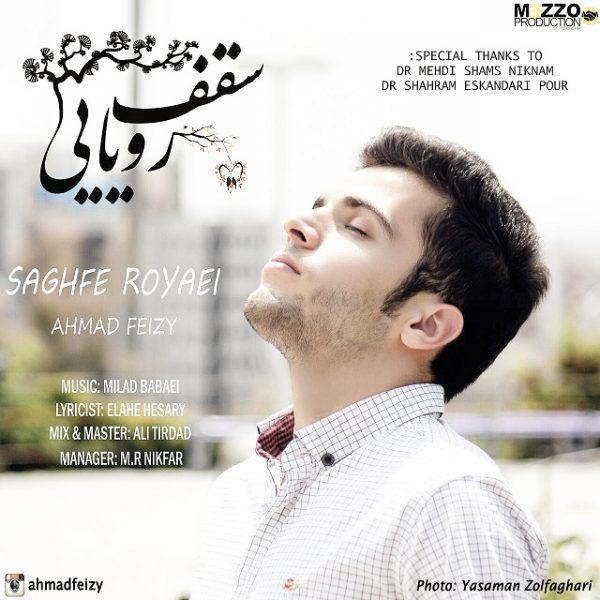 Ahmad Feizy - Saghfe Royaei