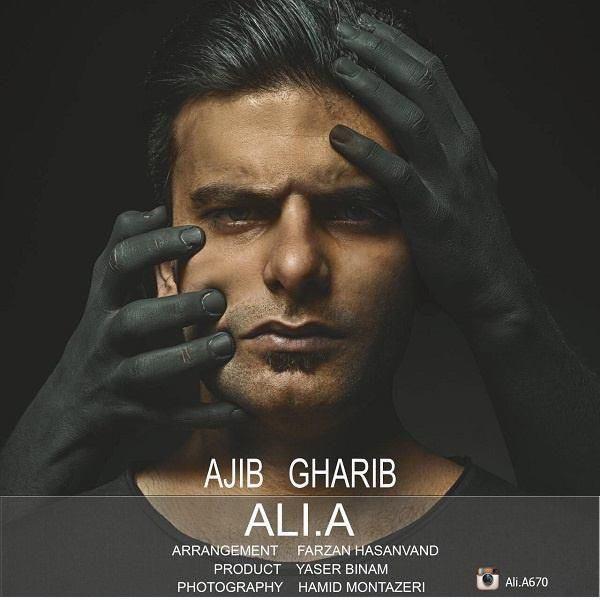 Ali.A - Ajib Gharib