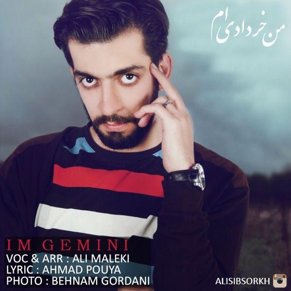 Ali Maleki - Man Khordadiam