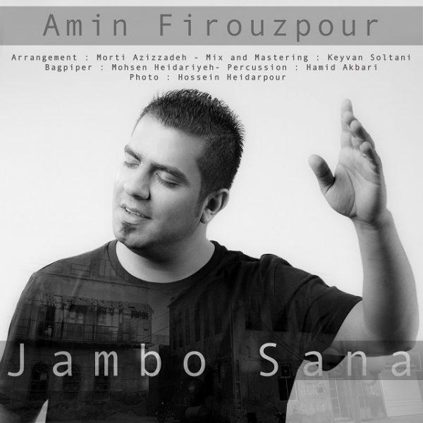 Amin Firouzpour - Jambo Sana