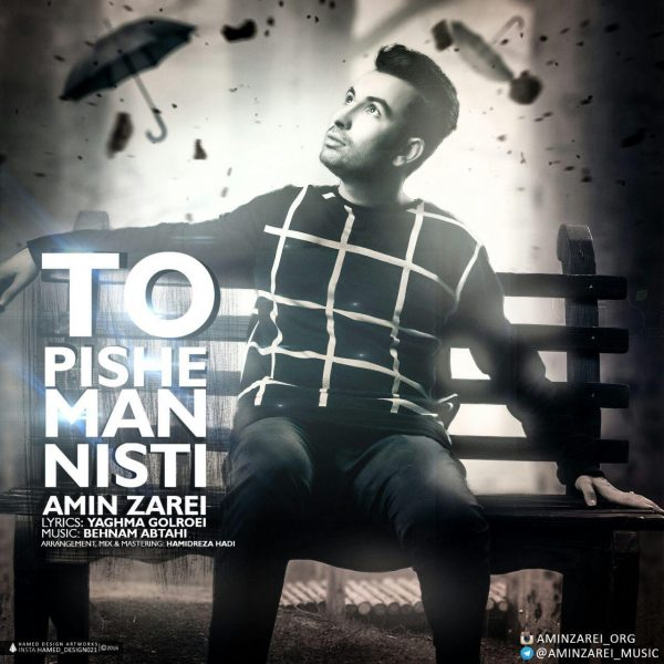 Amin Zarei - To Pishe Man Nisti