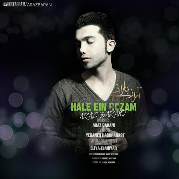 Araz Barani - Hale In Rozam