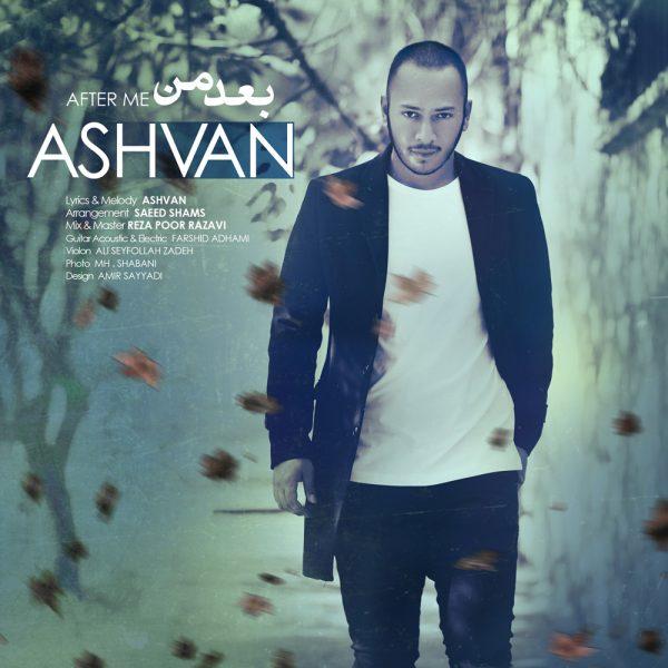 Ashvan - Bade Man