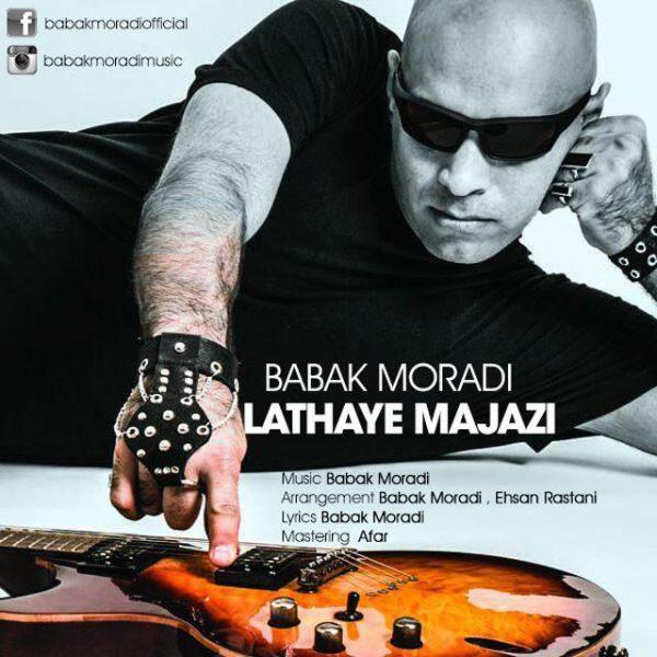 Babak Moradi - Lathaye Majazi