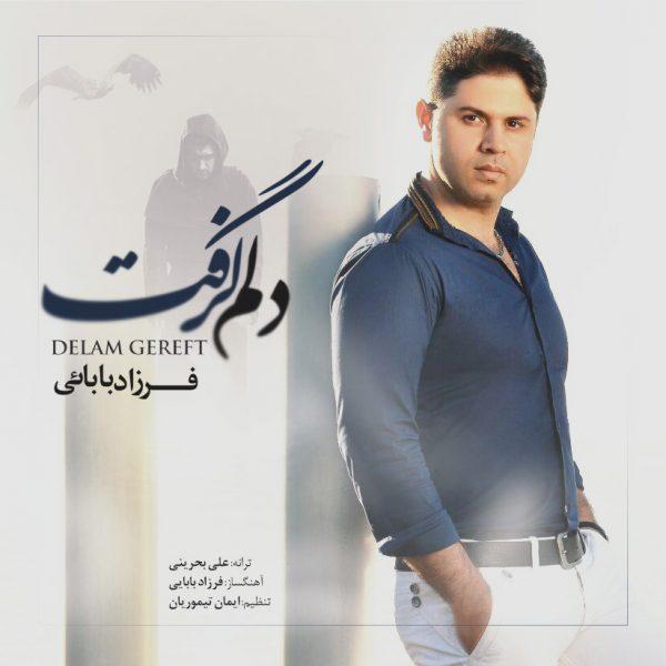 Farzad Babaei - Delam Gereft