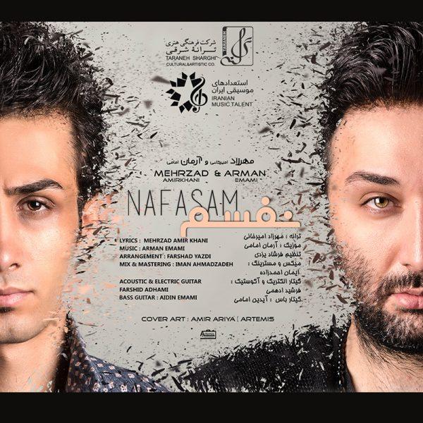 Mehrzad Amirkhani & Arman Emami - Nafasam